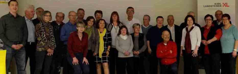Mitgliederversammlung 2016 des Österr. Verbands der Herz- u. Lungentransplantierten
